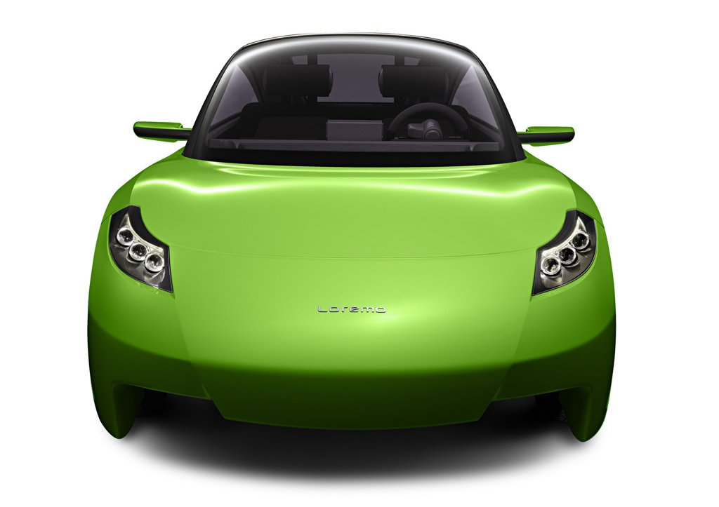 2006 Loremo LS Concept Front  (Photo 4 of 12)