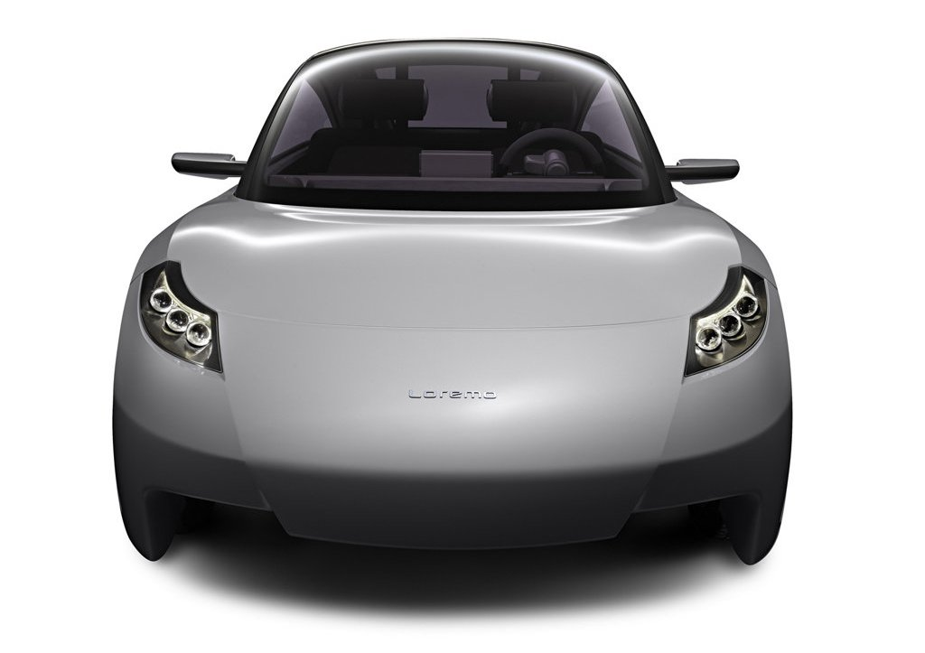 2006 Loremo LS Concept Front  (Photo 5 of 12)