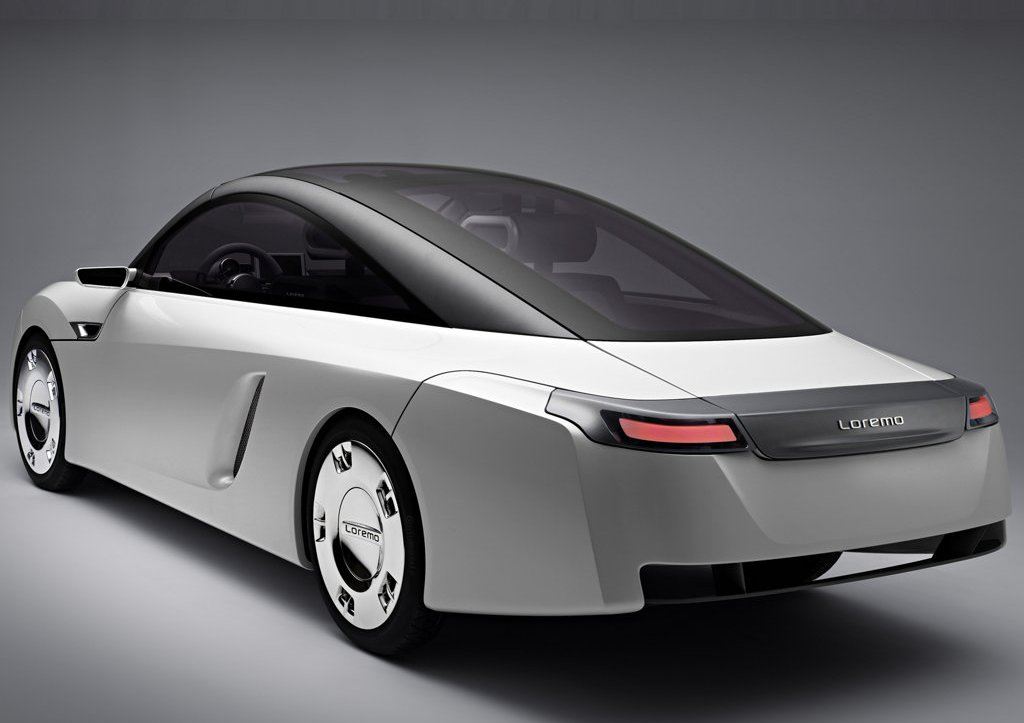 2006 Loremo LS Concept Rear (Photo 9 of 12)
