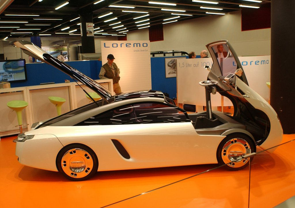 2006 Loremo LS Concept Side (Photo 11 of 12)