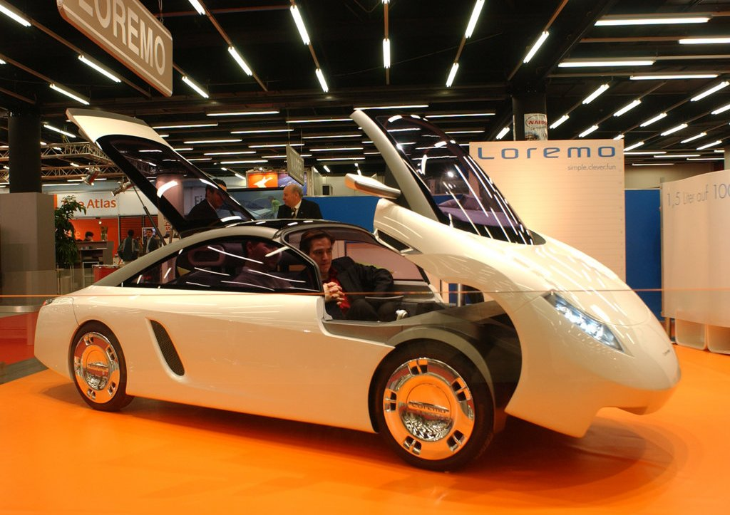 Featured Image of 2006 Loremo LS Concept Review