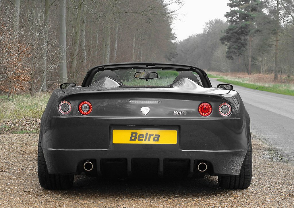 2009 Breckland Beira Rear (View 5 of 6)