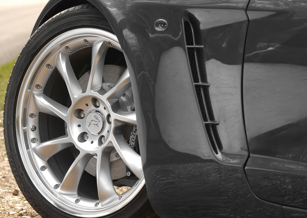 2009 Breckland Beira Wheels (View 1 of 6)