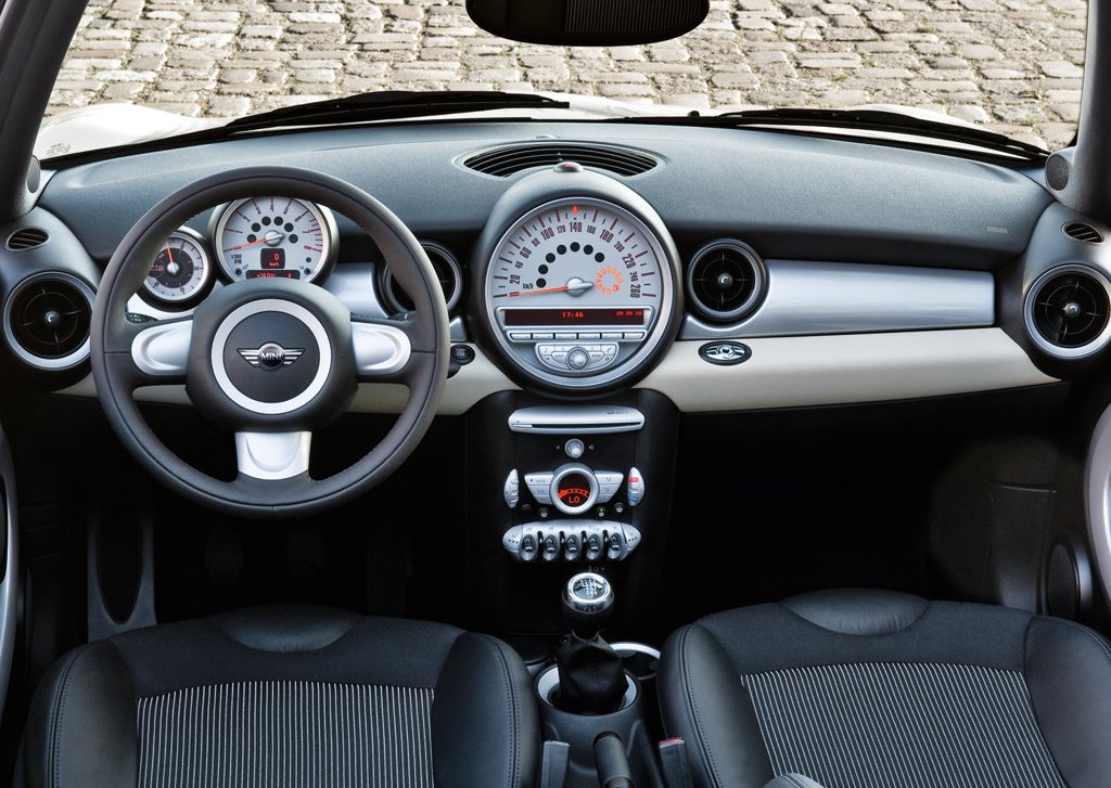 2009 Mini Cooper Convertible Interior (Photo 6 of 15)