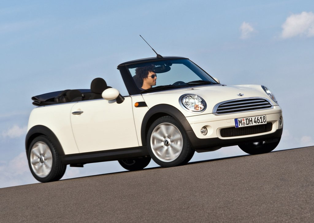2009 Mini Cooper Convertible (Photo 1 of 4)