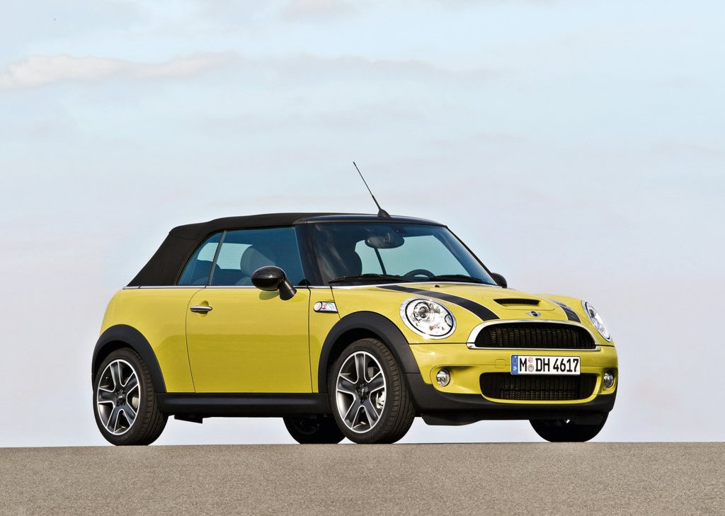 2009 Mini Cooper S Cabrio  (Photo 4 of 23)