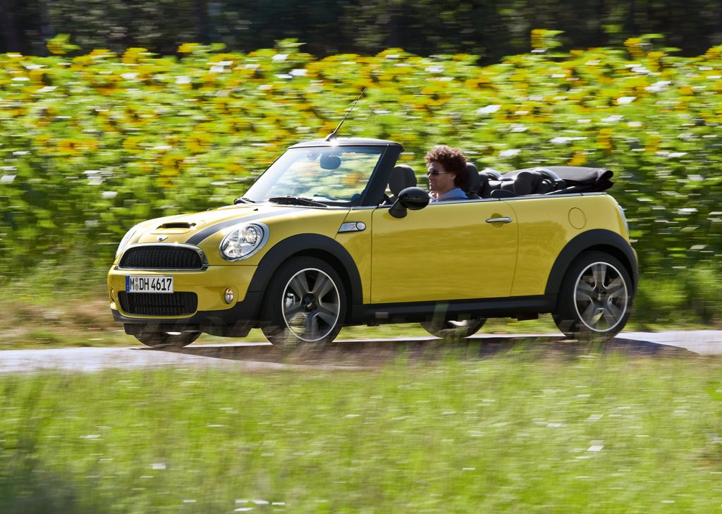2009 Mini Cooper S Cabrio  (Photo 5 of 23)