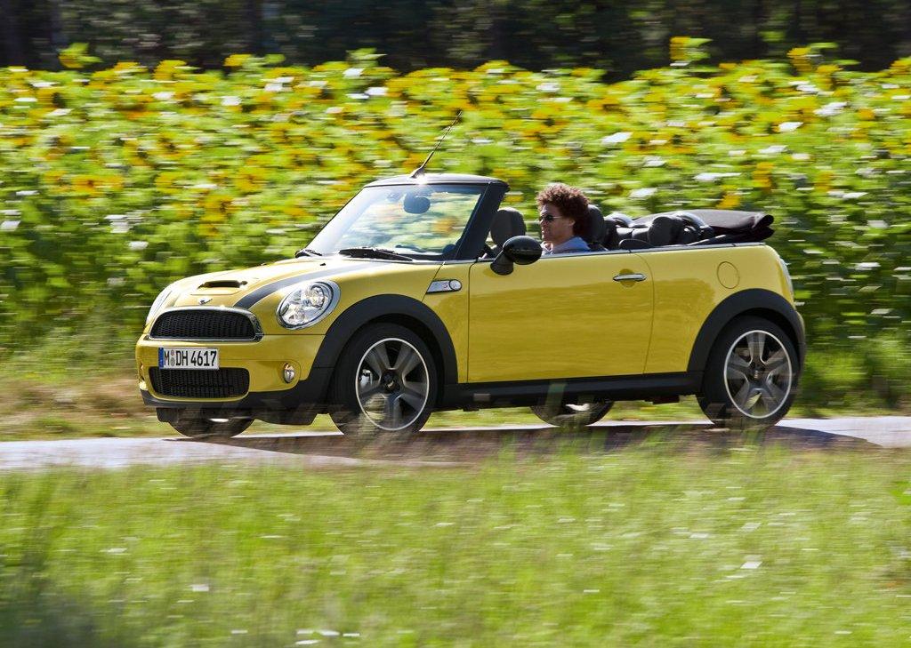 2009 Mini Cooper S Cabrio (View 4 of 23)