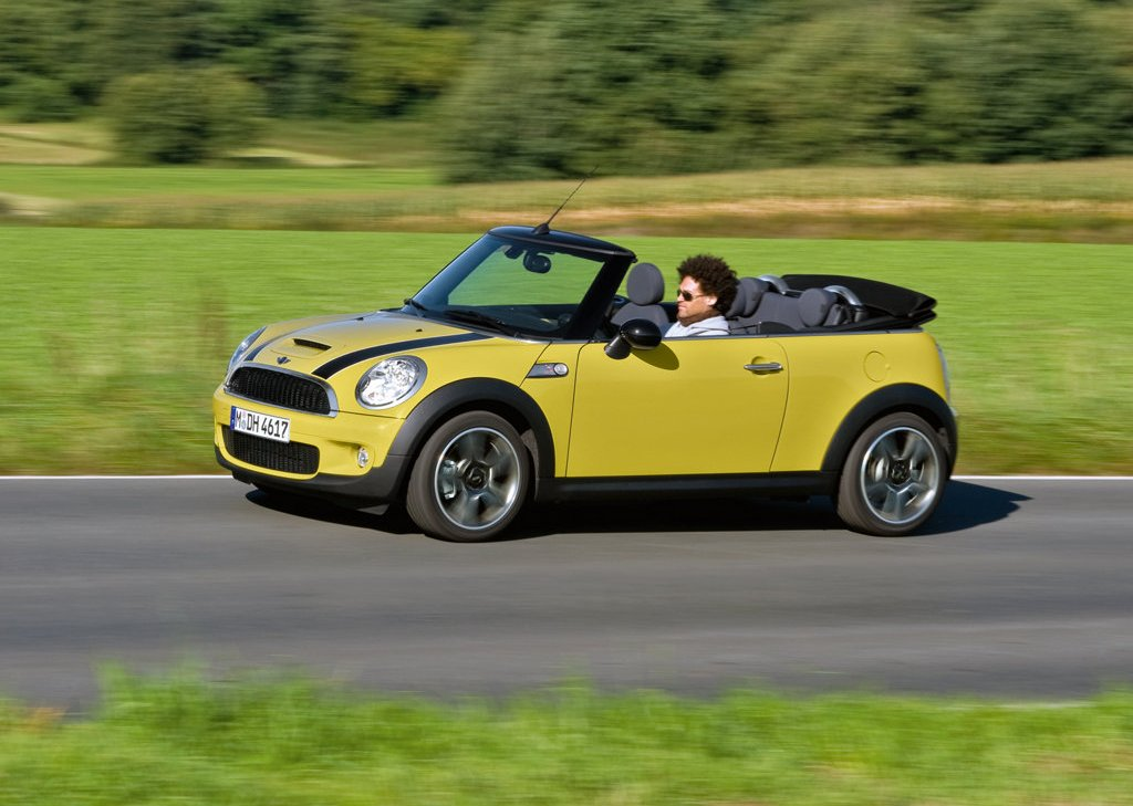 2009 Mini Cooper S Cabrio  (Photo 6 of 23)