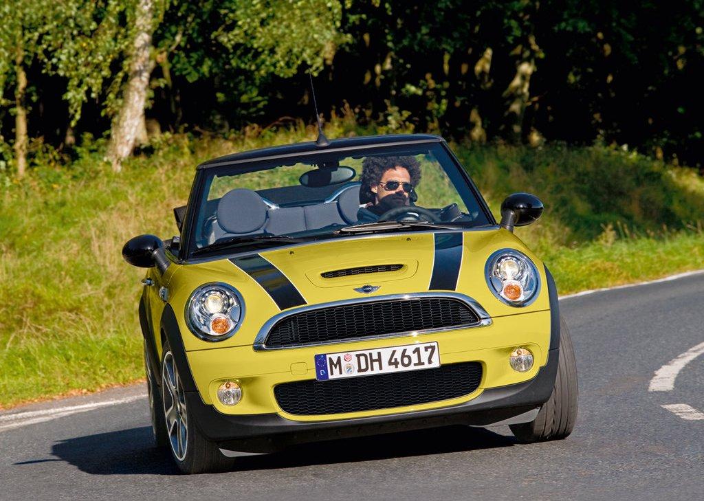 2009 Mini Cooper S Cabrio Front (View 8 of 23)