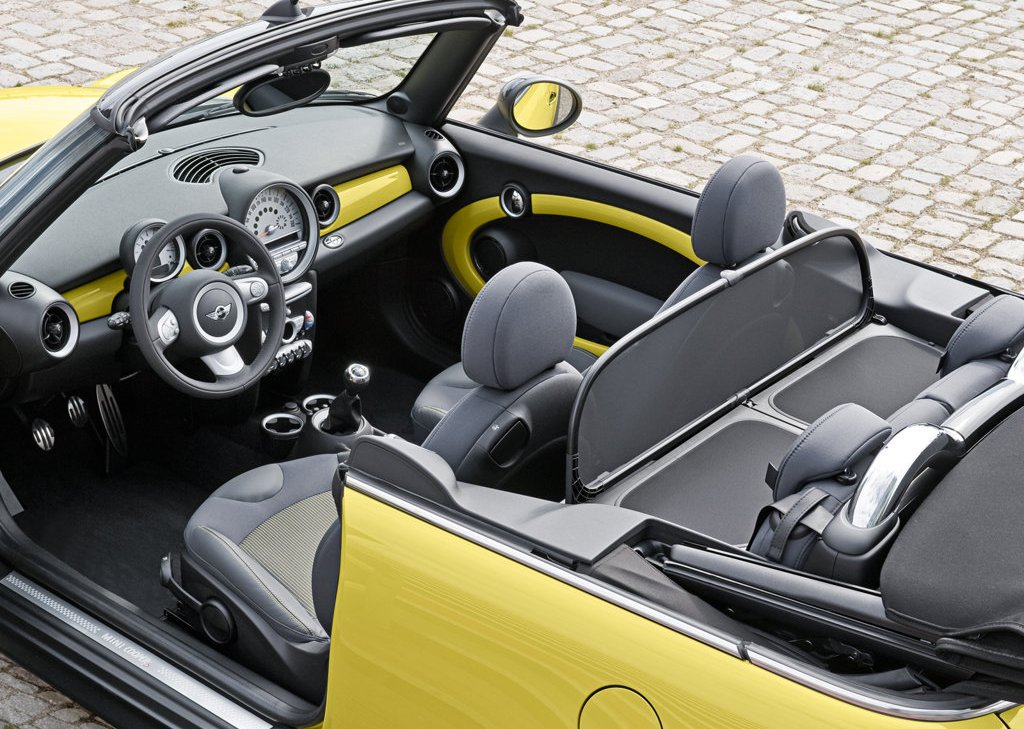 2009 Mini Cooper S Cabrio Interior  (Photo 11 of 23)