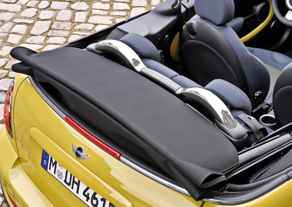 2009 Mini Cooper S Cabrio Interior (View 11 of 23)
