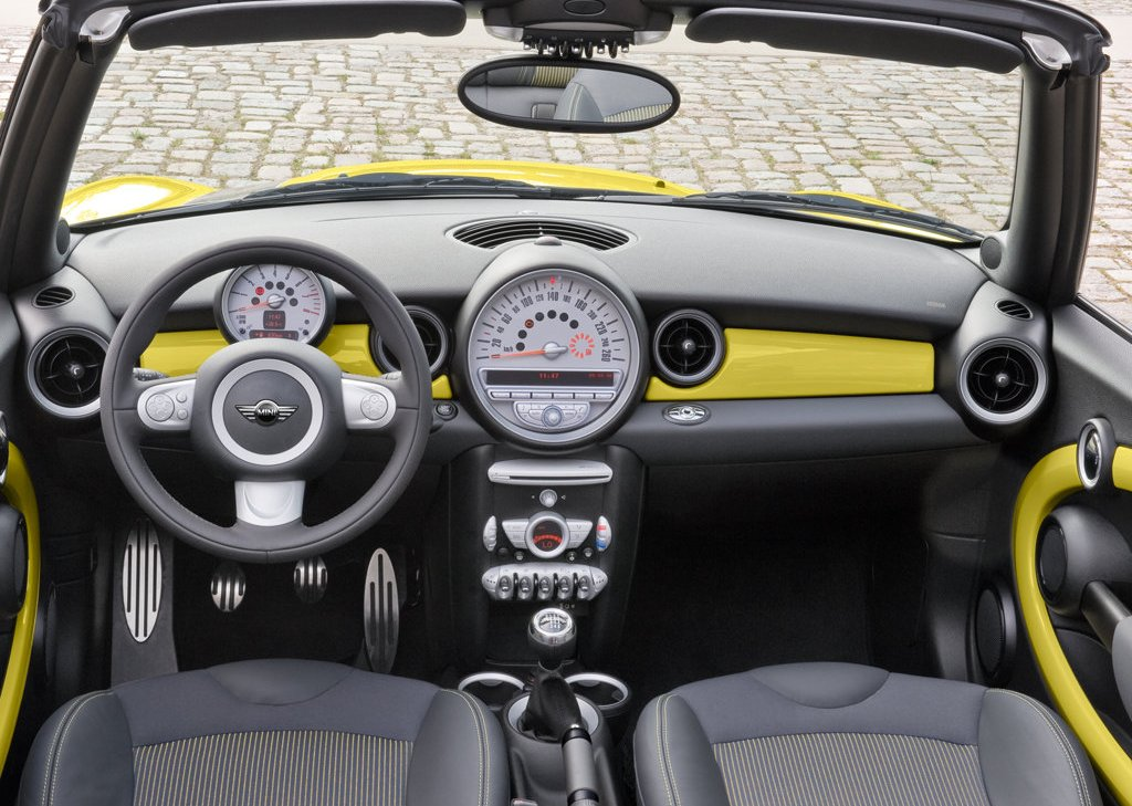 2009 Mini Cooper S Cabrio Interior (Photo 10 of 23)