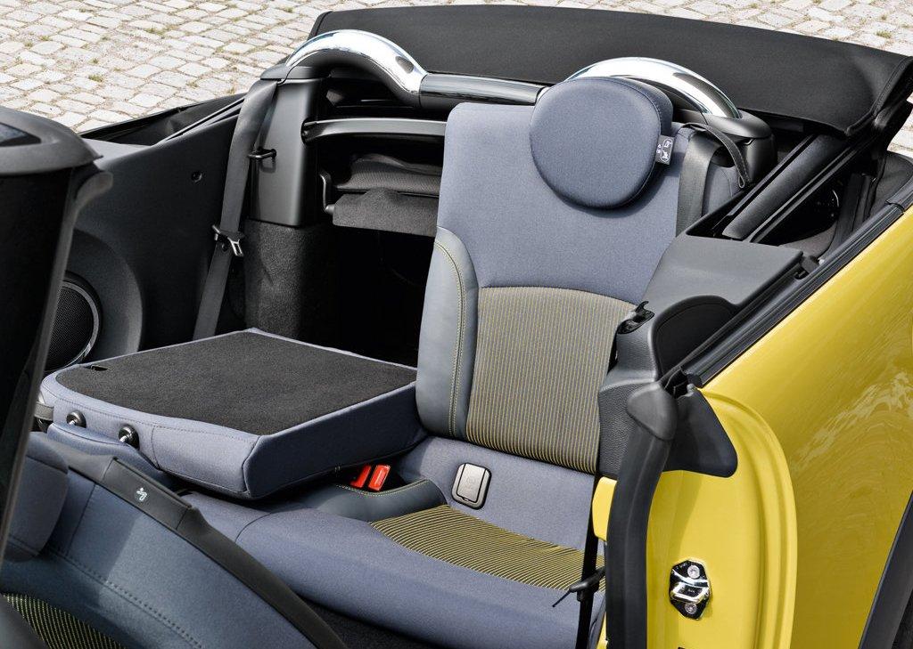 2009 Mini Cooper S Cabrio Seat (View 14 of 23)