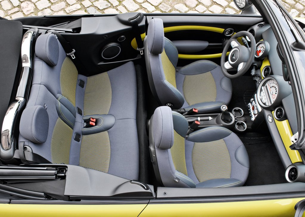 2009 Mini Cooper S Cabrio Seat (Photo 15 of 23)