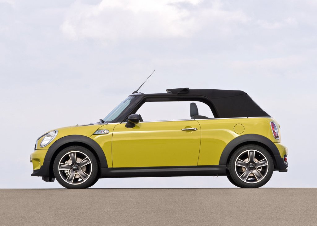 2009 Mini Cooper S Cabrio Side (View 15 of 23)