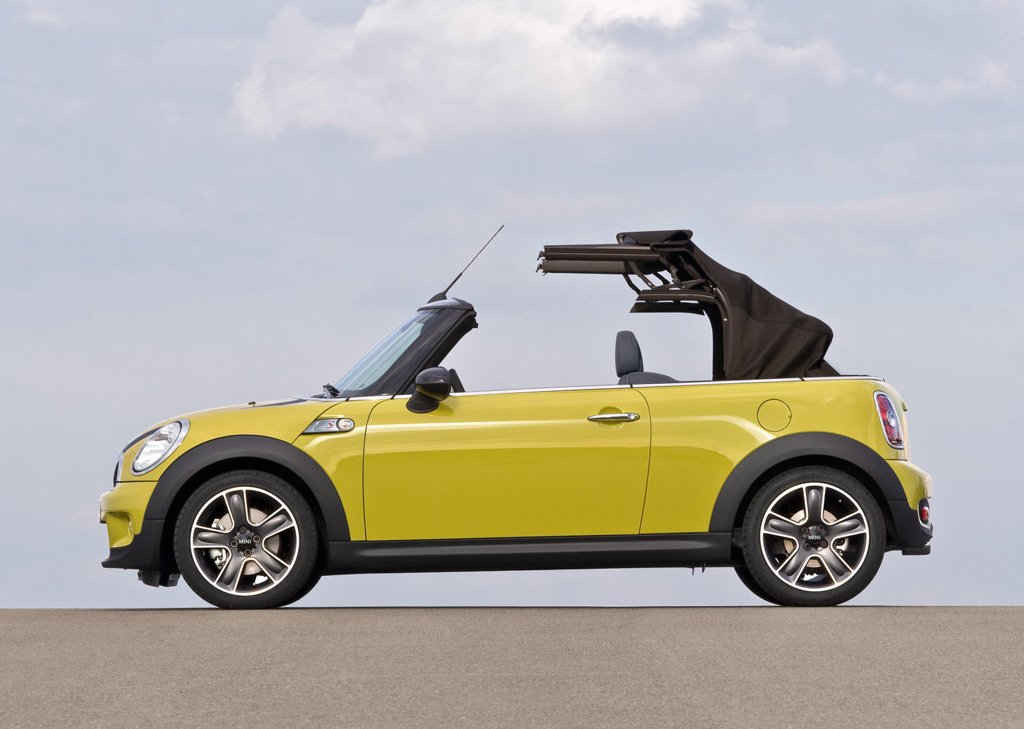 2009 Mini Cooper S Cabrio Side  (Photo 19 of 23)