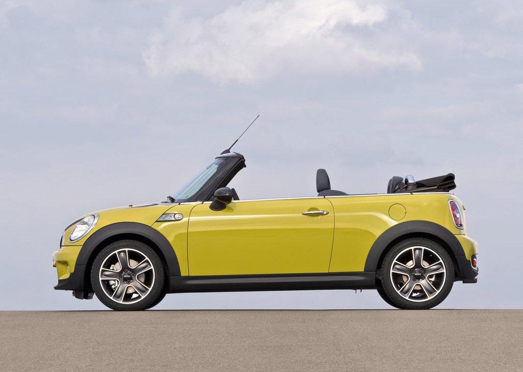 2009 Mini Cooper S Cabrio Side (View 19 of 23)