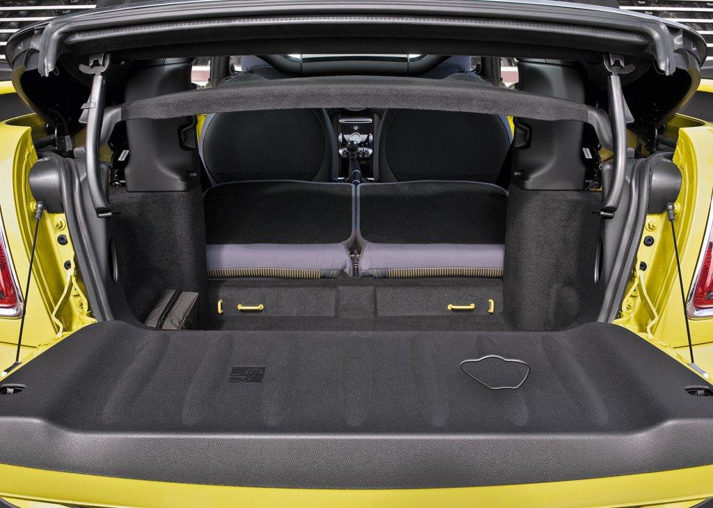 2009 Mini Cooper S Cabrio Trunk (View 21 of 23)
