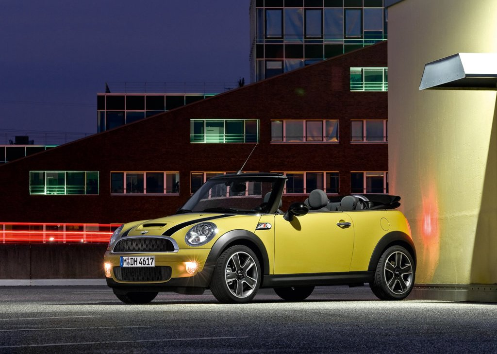 2009 Mini Cooper S Cabrio (Photo 1 of 23)