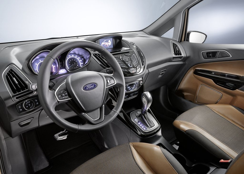 2011 Ford B MAX Interior (View 7 of 15)