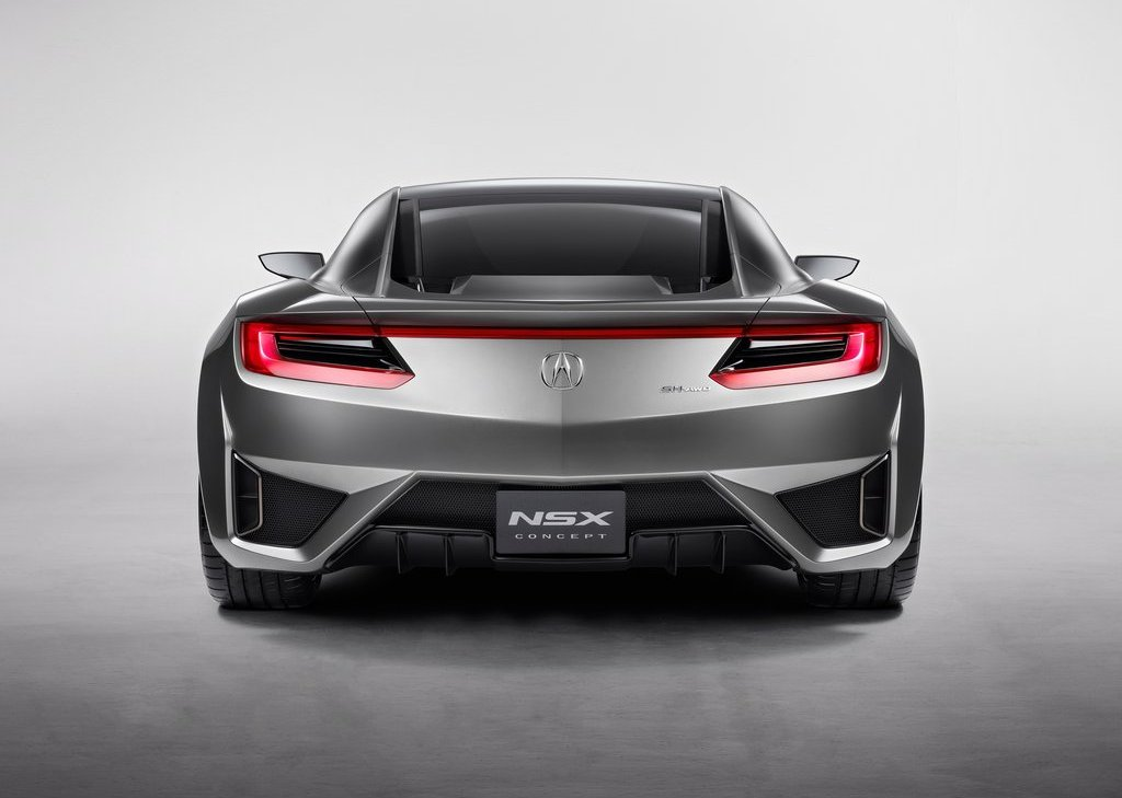 2012 Acura NSX Behind (View 2 of 7)