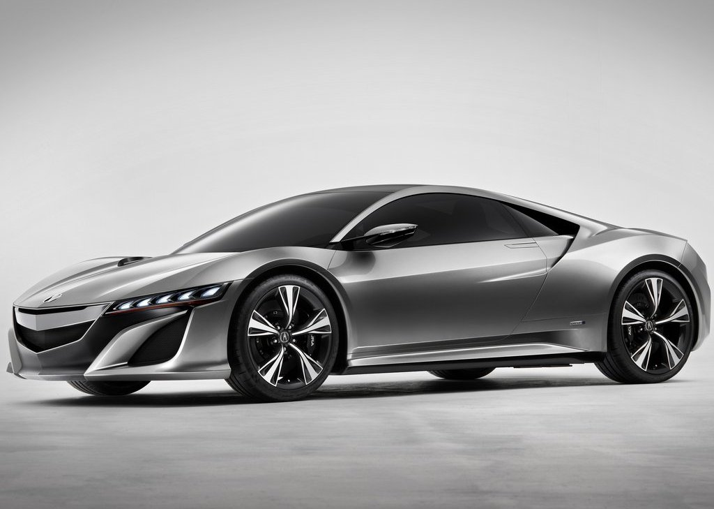 2012 Acura NSX Front (Photo 4 of 7)