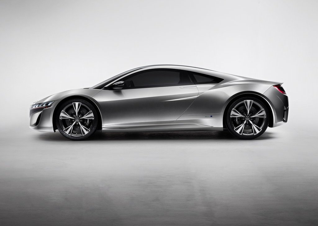 Featured Image of 2012 Acura NSX Concept Review