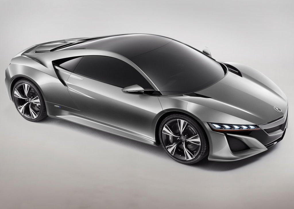 2012 Acura NSX (Photo 1 of 7)