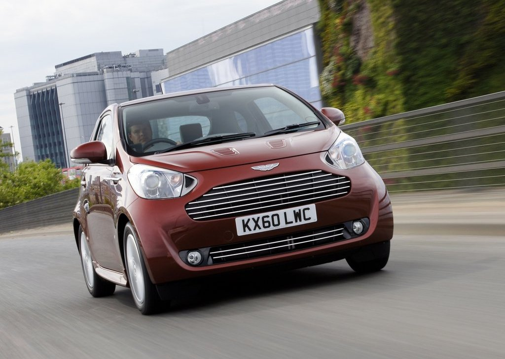 2012 Aston Martin Cygnet (View 1 of 13)