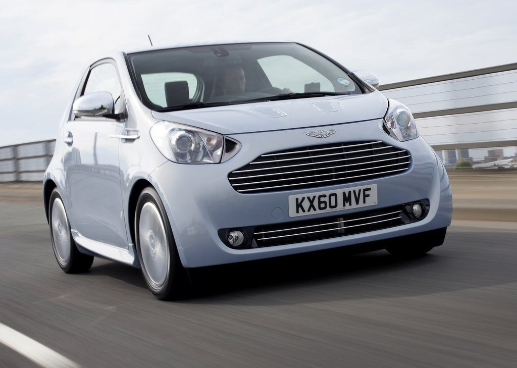 2012 Aston Martin Cygnet (View 2 of 13)