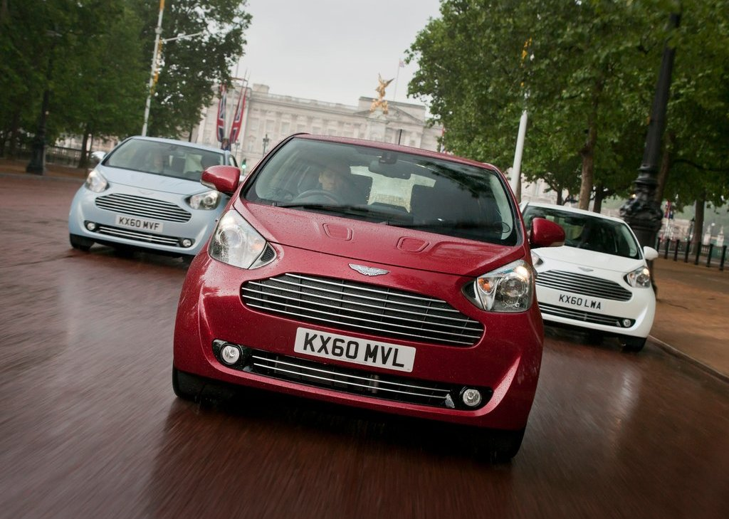 2012 Aston Martin Cygnet (View 4 of 13)