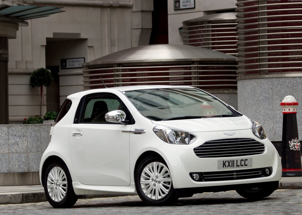 2012 Aston Martin Cygnet (View 12 of 13)