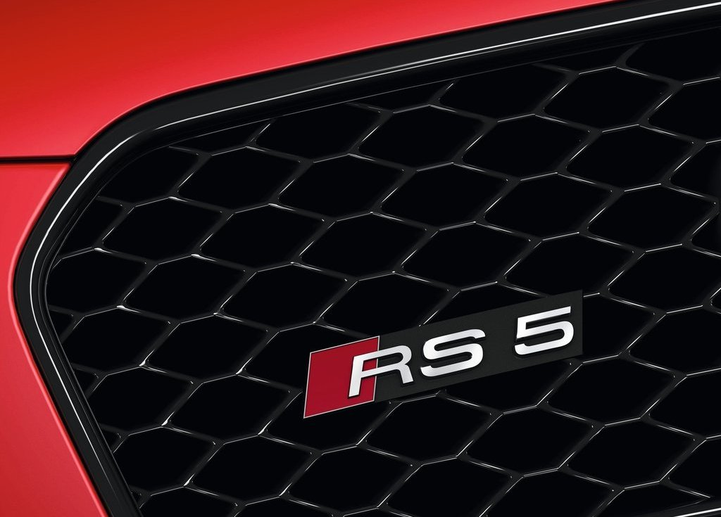 2012 Audi RS5 Emblem (View 2 of 21)