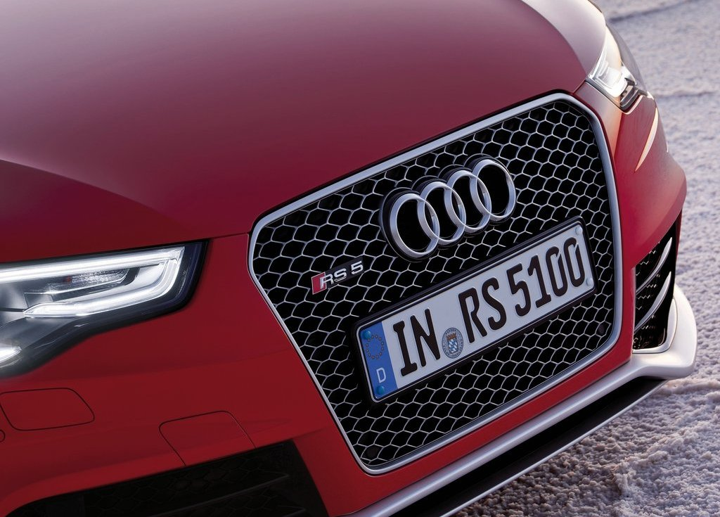 2012 Audi RS5 Grill (Photo 7 of 21)