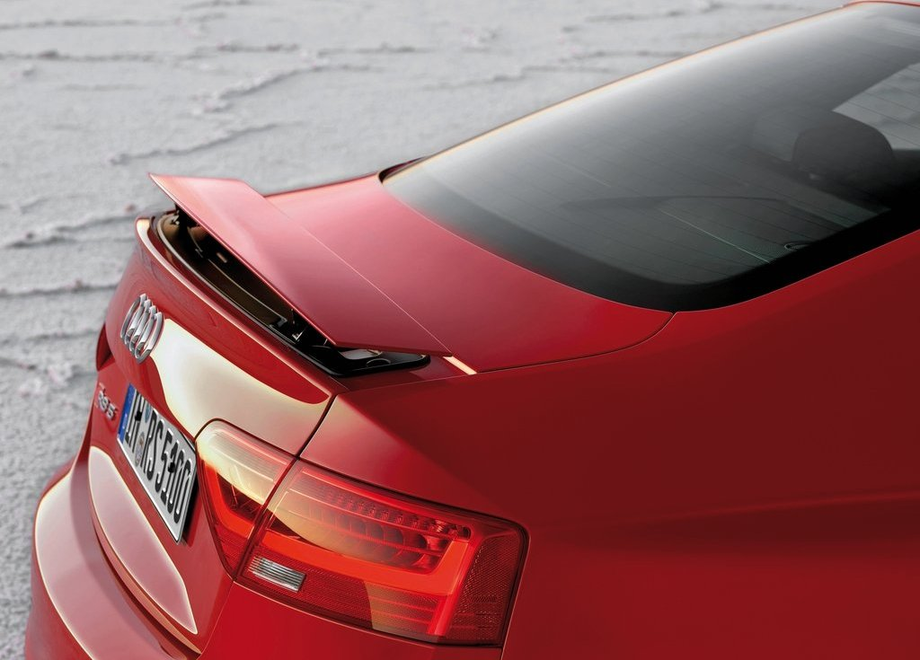 2012 Audi RS5 Tail Lamp (View 17 of 21)