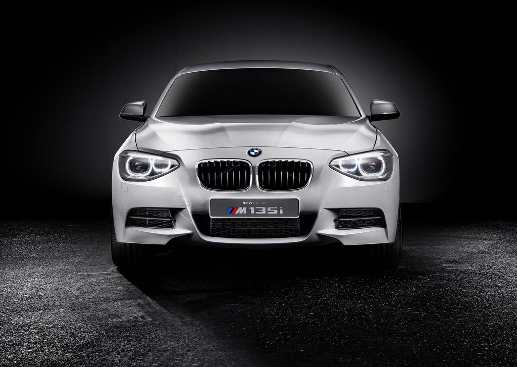 Featured Image of 2012 BMW M135i Concept : Geneva Motor Show