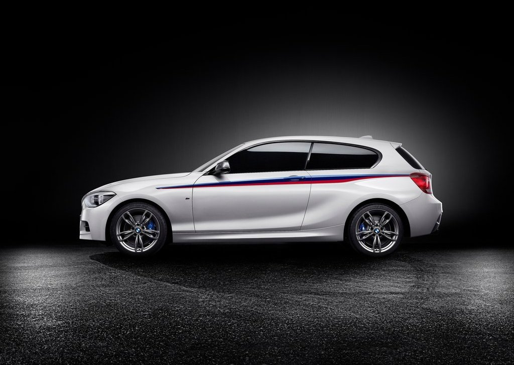 2012 BMW M135i Concept Side (Photo 6 of 7)