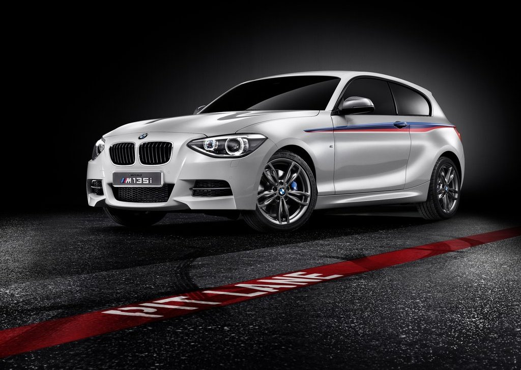 2012 BMW M135i Concept (Photo 1 of 7)