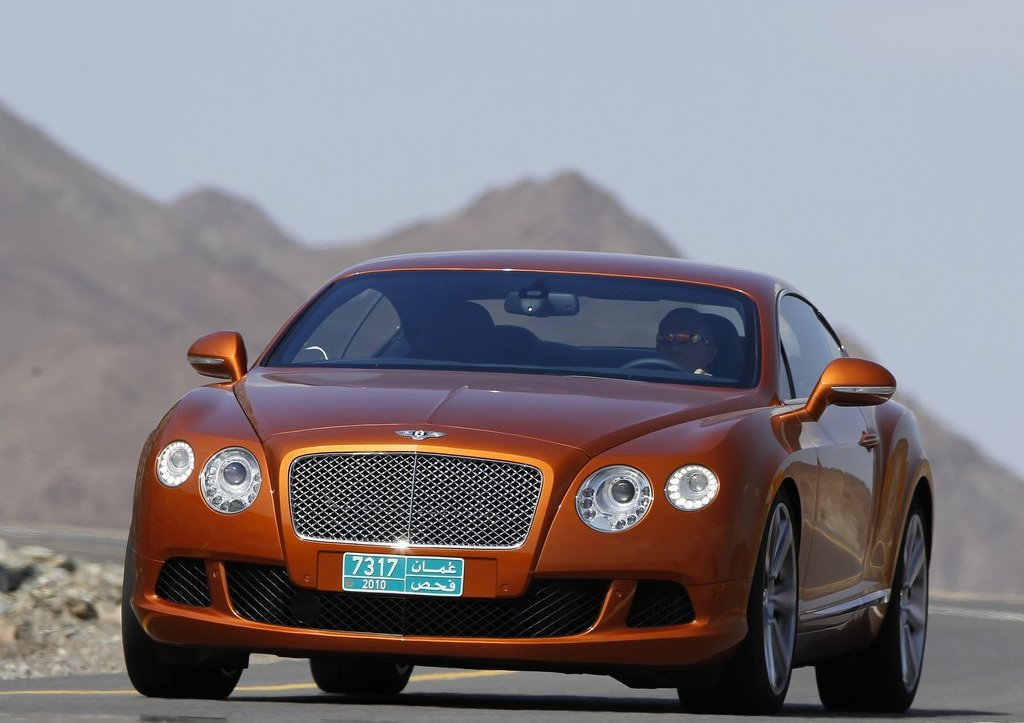 2012 Bentley Continental GT  (Photo 2 of 32)