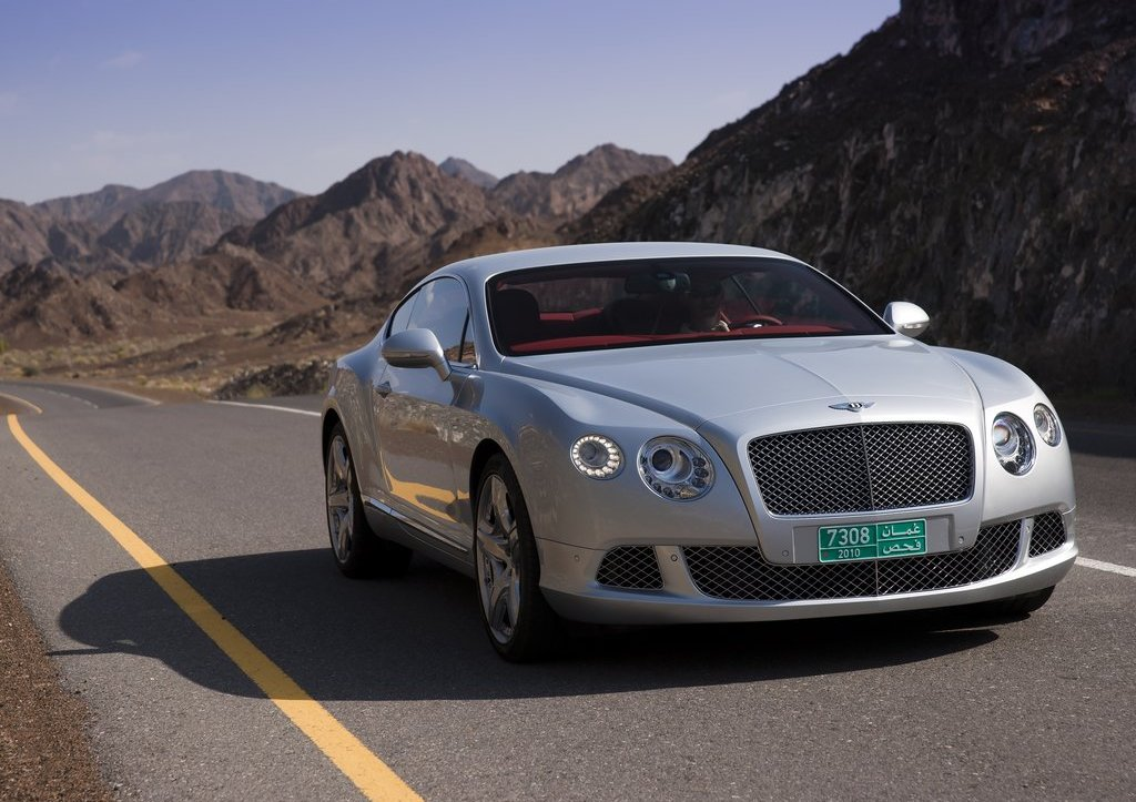 2012 Bentley Continental GT  (Photo 3 of 32)