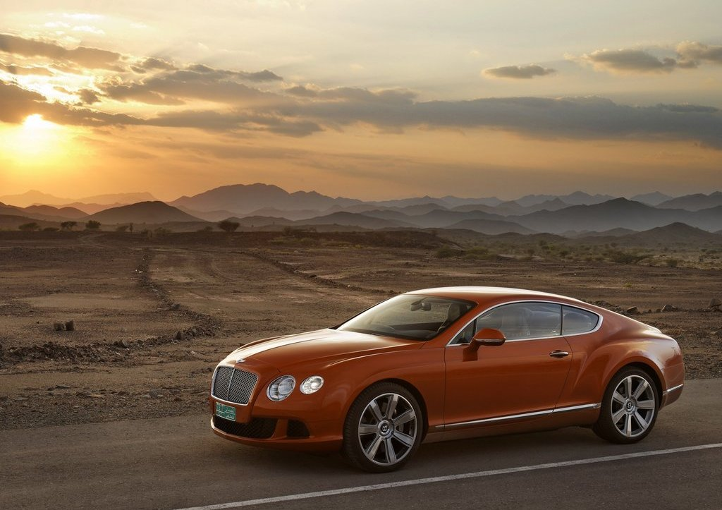 2012 Bentley Continental GT  (Photo 4 of 32)