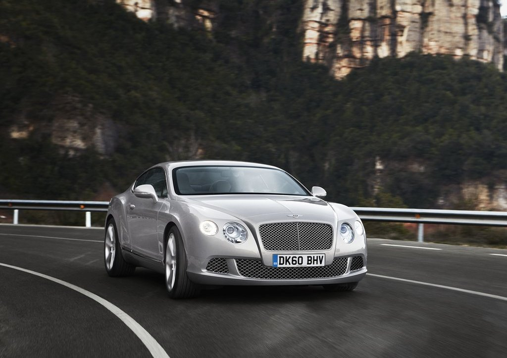2012 Bentley Continental GT  (Photo 5 of 32)