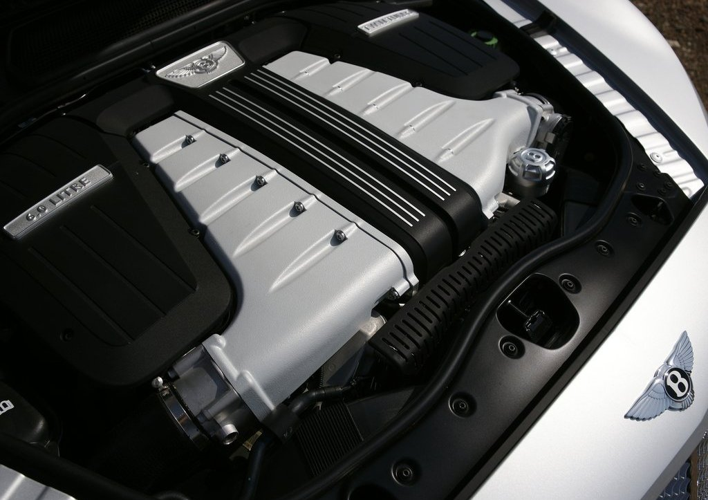 2012 Bentley Continental GT Engine (Photo 7 of 32)