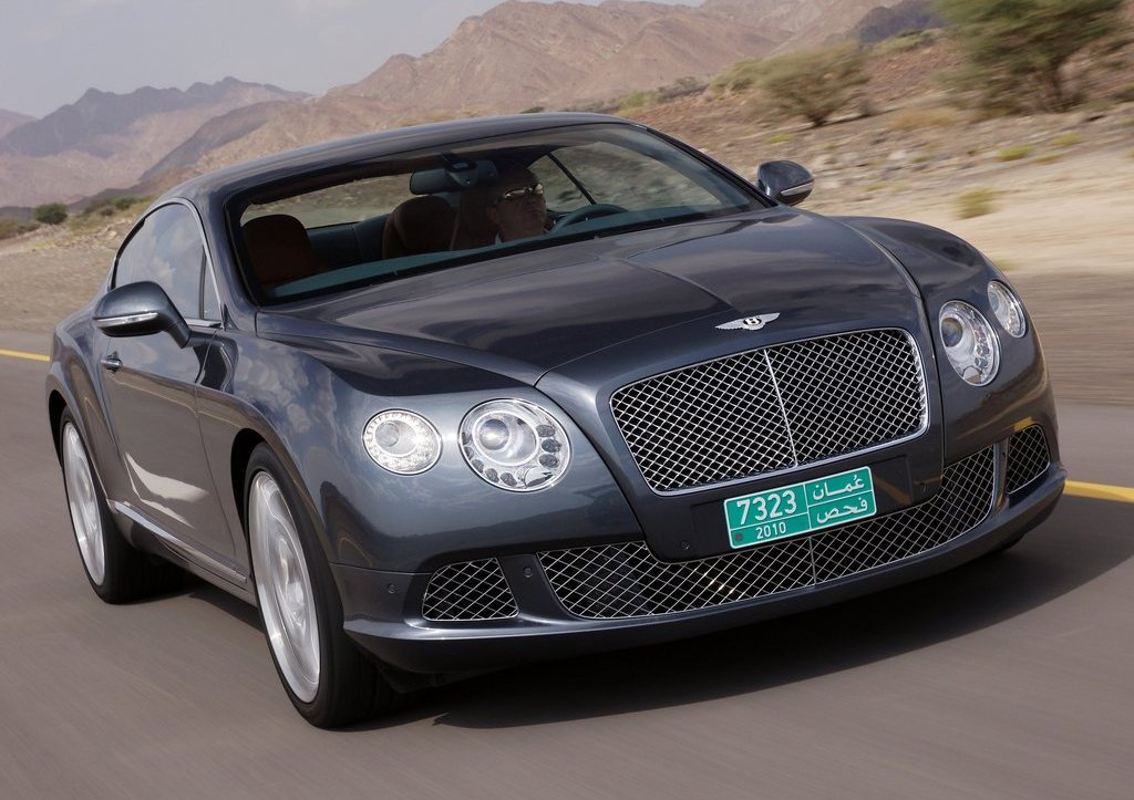 2012 Bentley Continental GT Front  (Photo 9 of 32)