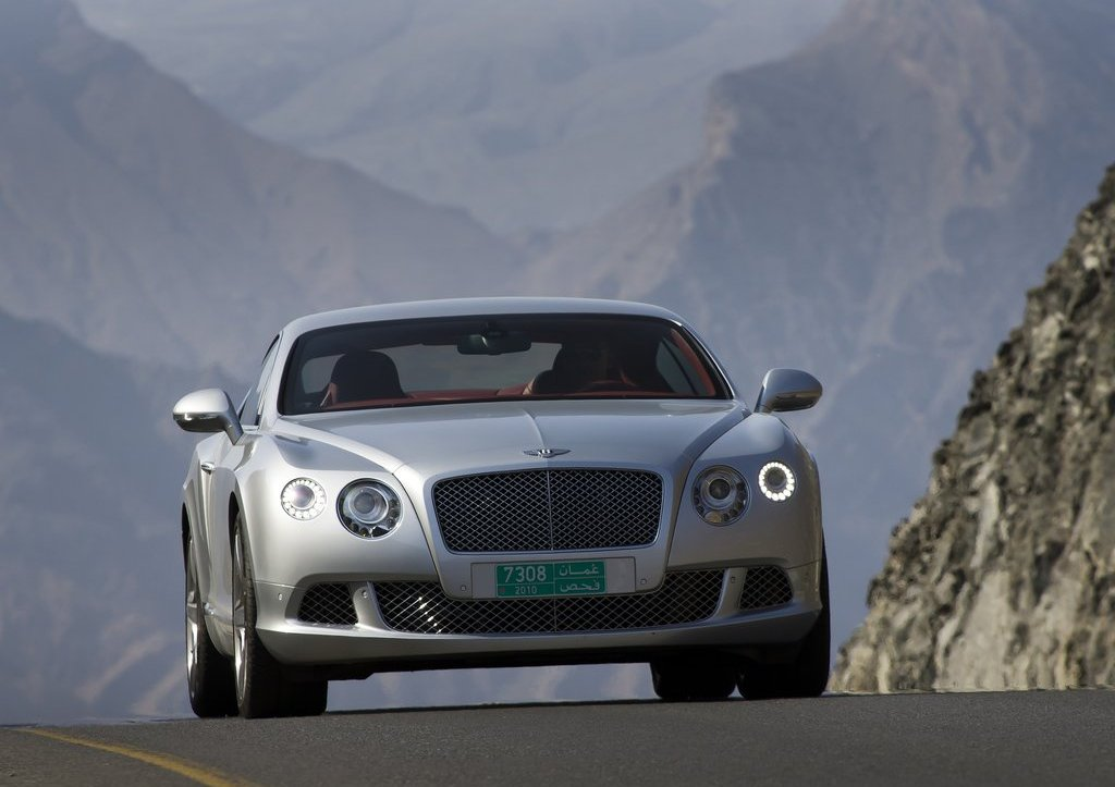 2012 Bentley Continental GT Front  (Photo 10 of 32)