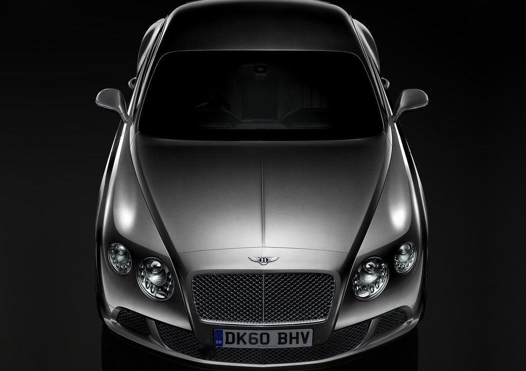 2012 Bentley Continental GT Front  (Photo 11 of 32)
