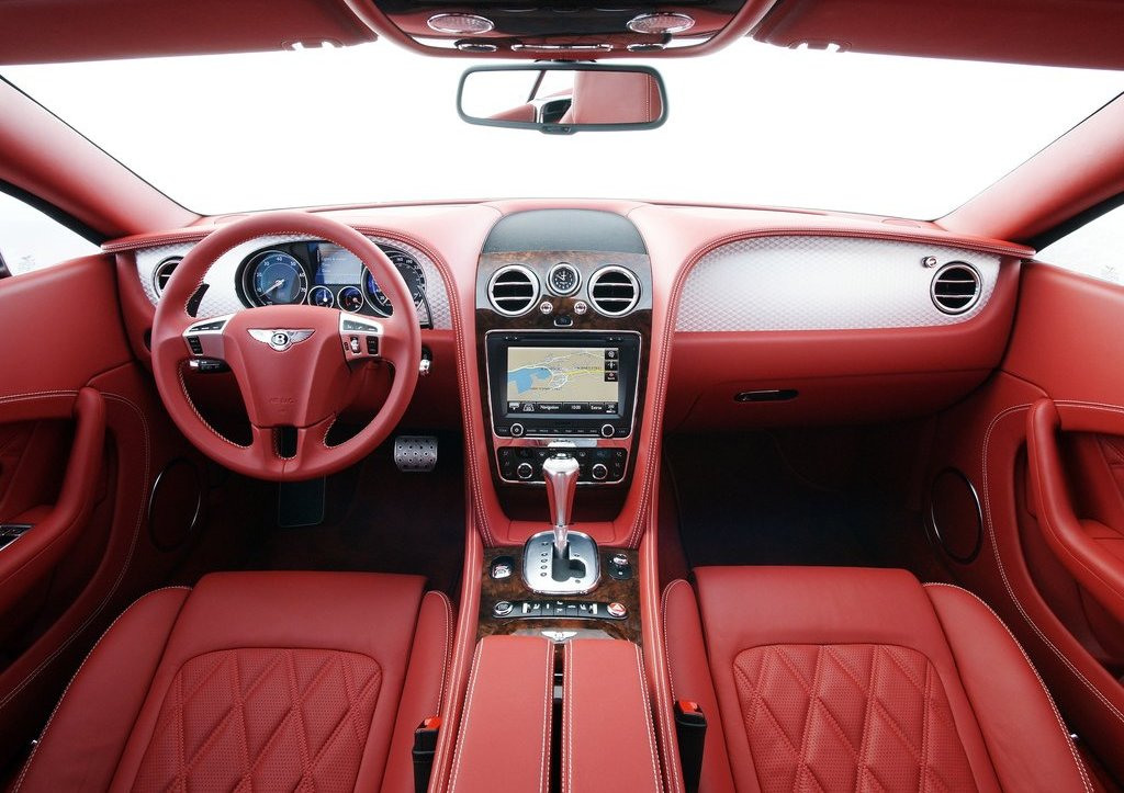 2012 Bentley Continental GT Interior  (Photo 15 of 32)