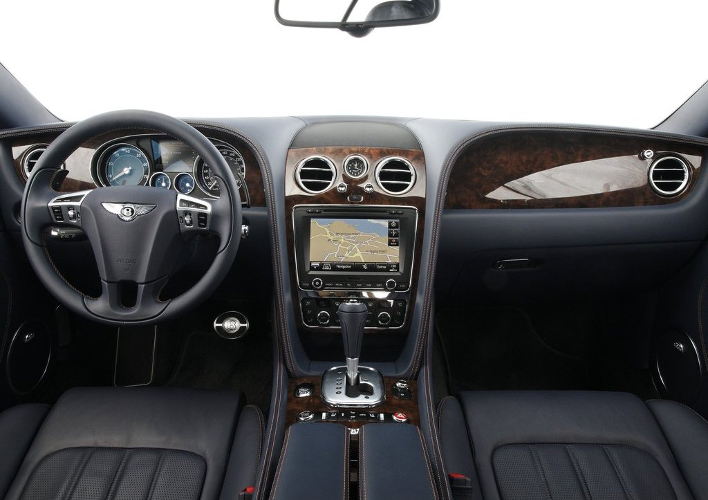 2012 Bentley Continental GT Interior  (Photo 16 of 32)