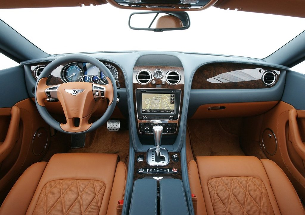 2012 Bentley Continental GT Interior  (Photo 17 of 32)